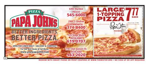 seattle area coupons    publications