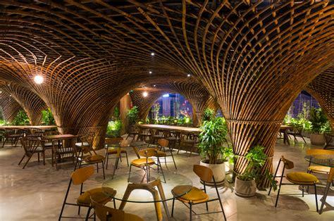 vtn architects design bamboo icon   heart  vinh