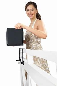 Balkonkasten Halterung Geländer : balconera color 80 wei ~ Watch28wear.com Haus und Dekorationen