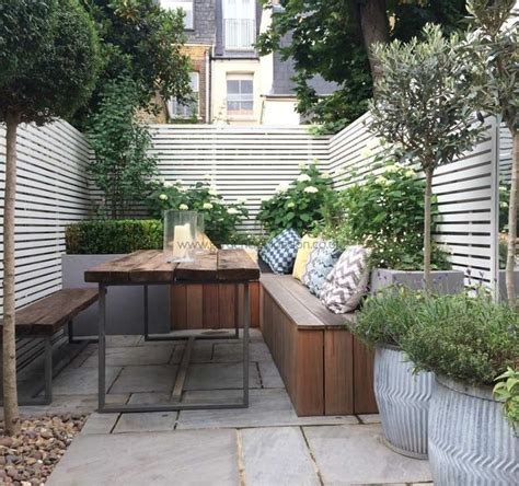 best 25 small courtyards ideas on small