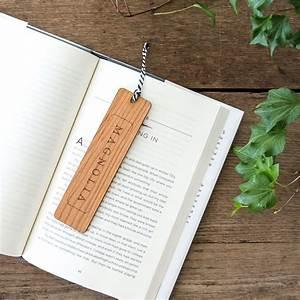 Magnolia Wooden Bookmark - Magnolia Chip & Joanna Gaines