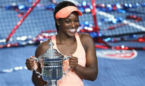 us open 2017 sloane stephens insists she only wanted to play in the tennis