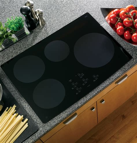 black ge profile electric induction cooktop reviews cooktop reviews guide