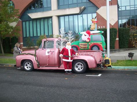 project santa car cruise whatcom county project santa