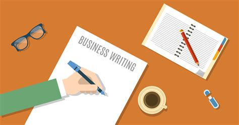 Writing Business by Top 8 Tips For Business Writing