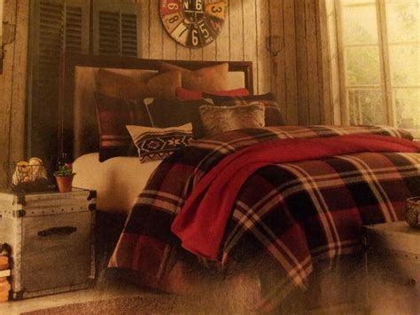 Woolrich Bed by Woolrich Plaid Bedding Ensemble For Future Living