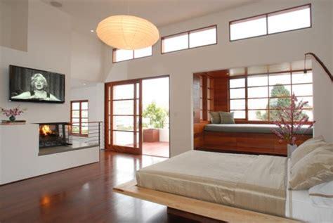 modern japanese bedroom design  home ideas