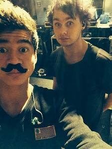 Calum and Mikey - 5 Seconds of Summer Photo (36696426 ...