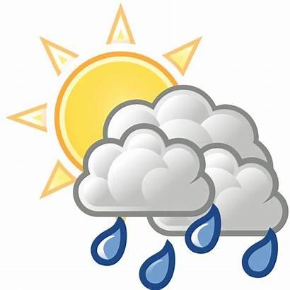 Rain Cloud Clipart Sun Transparent