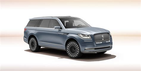 A New Navigator Concept Is Most Spacious Luxurious