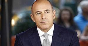"""New footage surfaces of """"Today"""" host Matt Lauer whispering ..."""