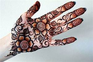 69 Beautiful Punjabi Mehndi Designs 2018 - Easy Henna ...