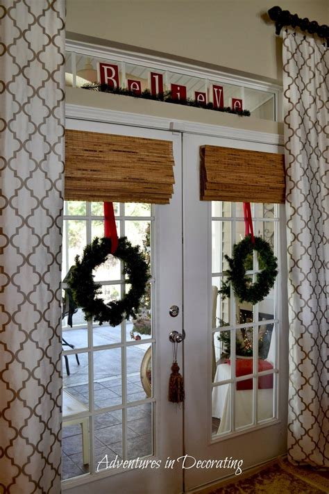 Decorating Ideas For Kitchen Doors by Adventures In Decorating Our Great Room And