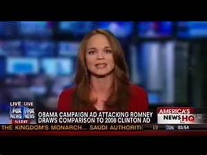 Marjorie Clifton on Fox News Channels' Americas News HQ (4 ...