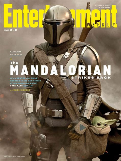 'The Mandalorian': First Season 2 Images Feature Din ...