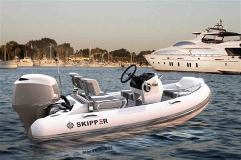 Skipper Boat by Rowdy Ribs Five Rigid Boats That Are Beyond