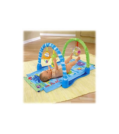 fisher price wonders kick crawl aquarium