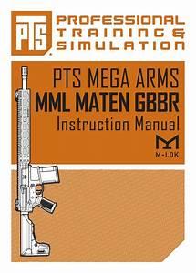Pts Mega Arms Maten Manual By Kwa Usa