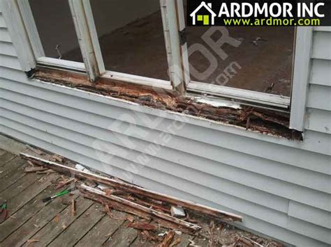 How To Replace A Window Sill by Casement Window Sill Ardmor Inc