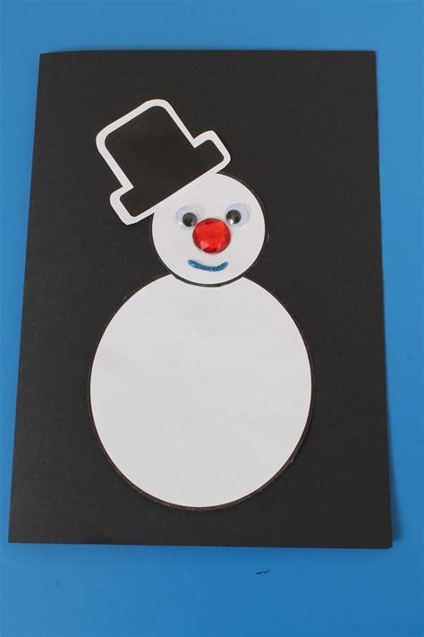 Christmas craft ideas for kid. Christmas Card Craft Idea for Children