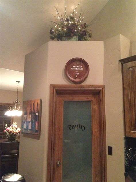 cabinetpantry door ideas decor purchased  hobby