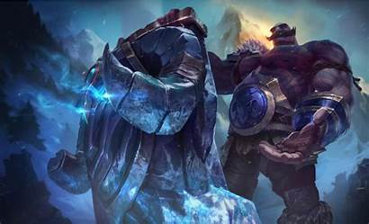 Legends League Lol Animated Desktop Background