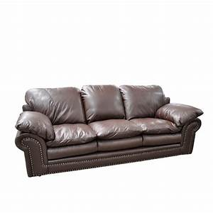 Arlington leather sofa leather express furniture for Sofa express leather sectional