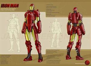 Iron Man Armor Redesign | www.pixshark.com - Images ...