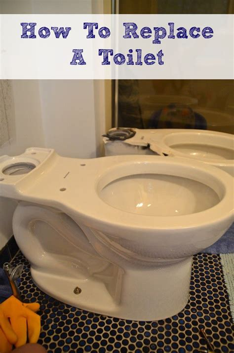 how to replace a toilet www ciburbanity quot popular