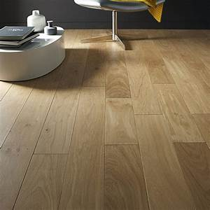 parquet massif chene naturel huile xl artens solid With parquet massif chene leroy merlin