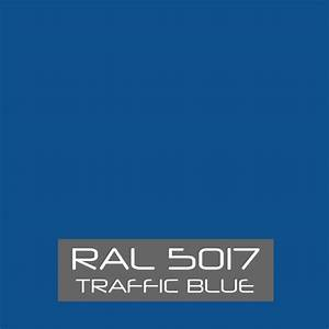 Ral In Pantone : ral 5017 paint from martin brown paints ltd ~ Markanthonyermac.com Haus und Dekorationen