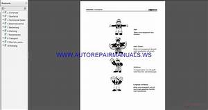 Sennebogen Operation 821-0-189 Parts Manual