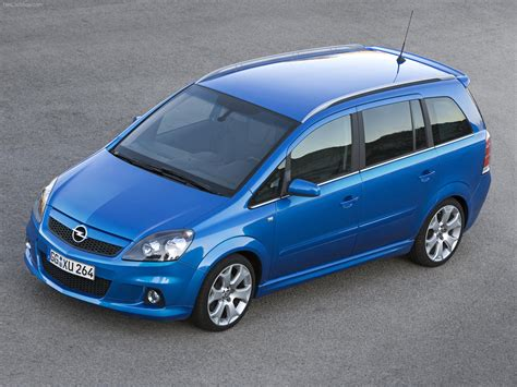 Opel Zafira Review opel zafira 2012 cars review and prices