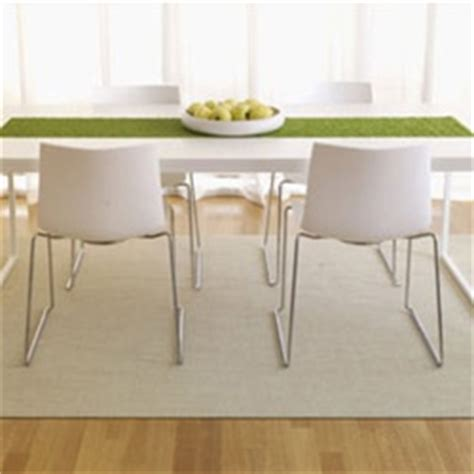 plastic mat for under dining table chilewich 6 39 x 9 39 floormat