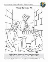 Booth Coloring William Torchlighters sketch template