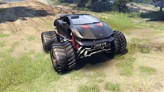 build my corvette lamborghini sesto elemento truck pour spin tires