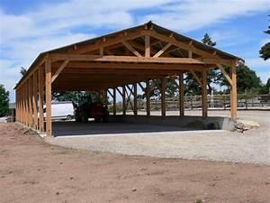 Hangar En Kit Bois : batiment agricole en kit bois ~ Premium-room.com Idées de Décoration