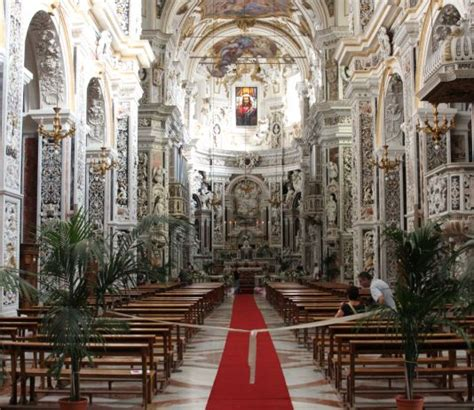 casa professa palermo orari chiesa ges 249 casa professa www palermoviva it