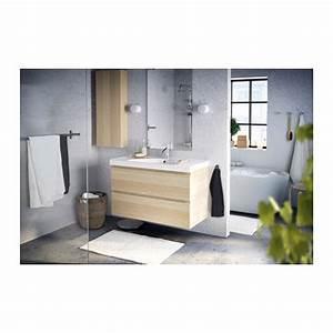Ikea Waschtisch Godmorgon : godmorgon hagaviken meuble lavabo 2tir blanc the doors vanities and cabinets ~ Orissabook.com Haus und Dekorationen