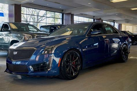 2019 cadillac cts v 2019 cadillac cts v sedan review features specs price