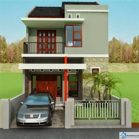 harga rumah minimalis  lantai type  desain rumah