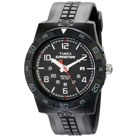 rugged mens watches timex mens expedition rugged resin and
