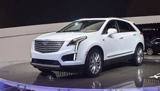 2017 cadillac xt5 suspension system detailed gm authority
