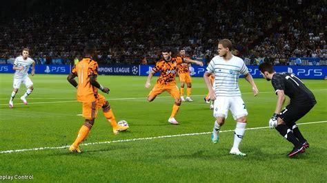 Dynamo Kyiv vs Juventus - UEFA Champions League 2020/21 ...