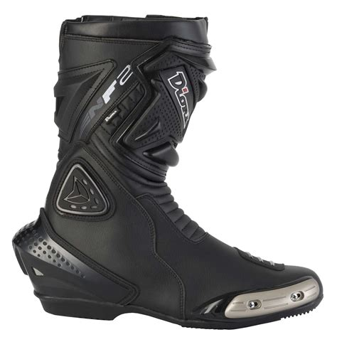 road motorbike boots new diora nf2 racing road armour motorcycle motorbike