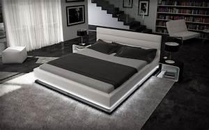 Bett Mit Led Beleuchtung 160x200 : polsterbett moonlight mit beleuchtung futon designerbett ebay ~ Whattoseeinmadrid.com Haus und Dekorationen