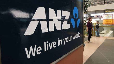 australia   zealand banking group share