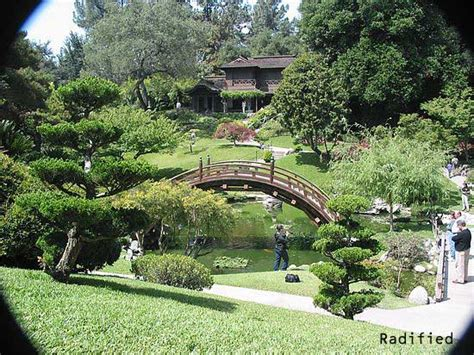 japanese garden huntington library botanical gardens in