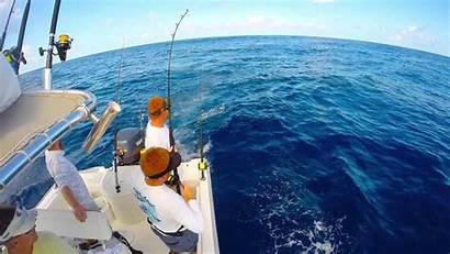 Fishing Offshore Gopro Charleston Background Wallpapers
