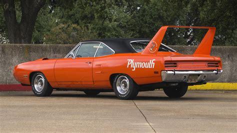 Plymouth : All-original 1970 Plymouth Superbird